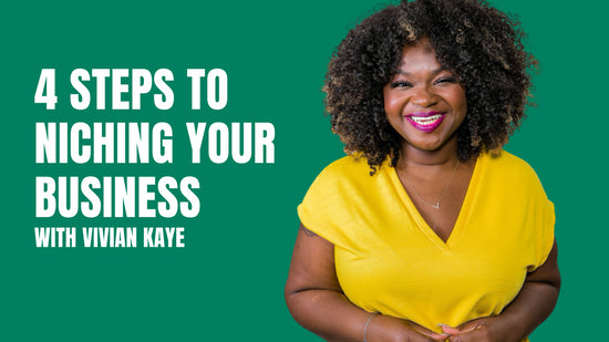 Course about Niche It! 4 Steps to Niching Your Business