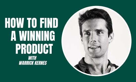 Video preview about How to Find a Winning Product.