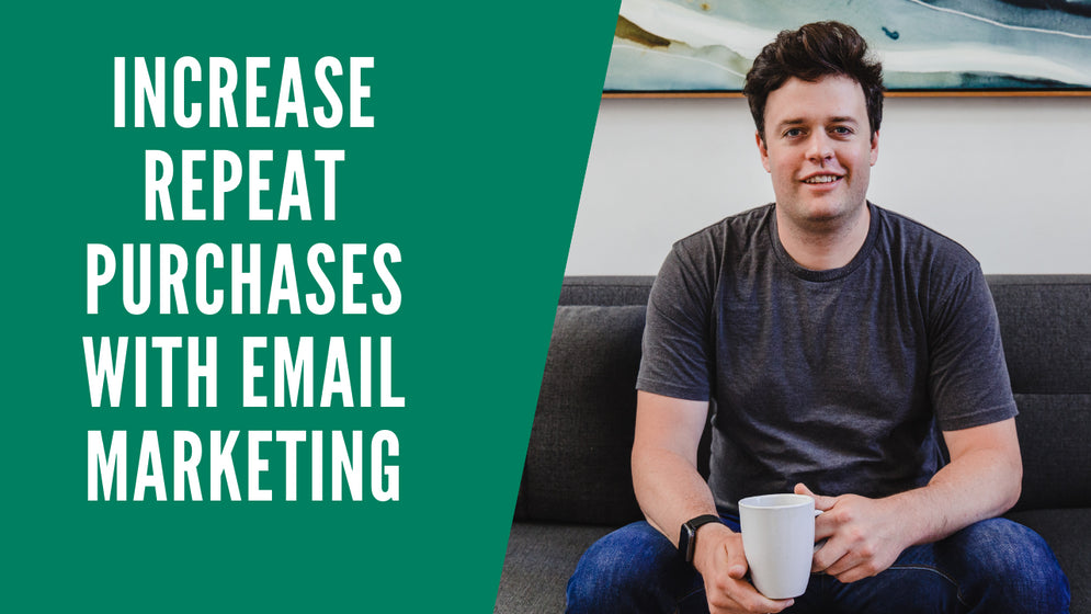 Video about Increase Repeat Purchases with Email Marketing