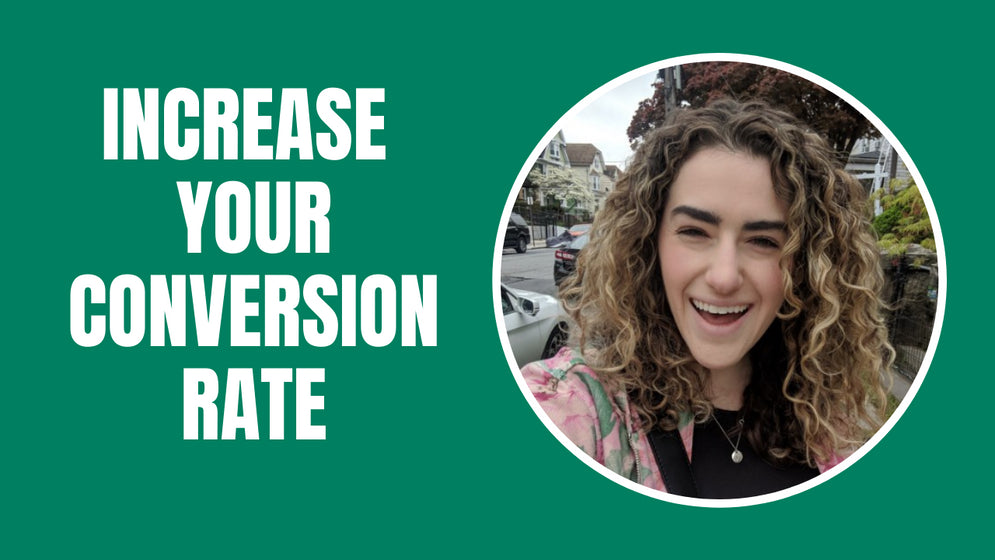 Video preview about How to Use Data to Increase Conversion Rate (CRO).