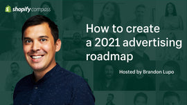 Thumbnail preview about How to create a 2021 advertising roadmap