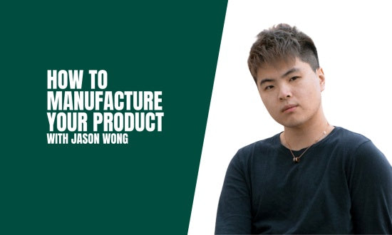 Video preview about How to Develop and Manufacture Your Product.