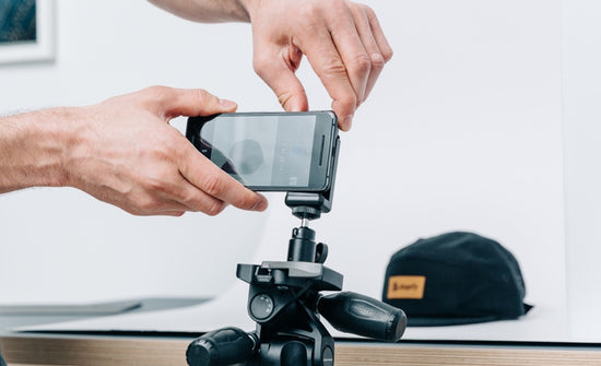 Course about Product Photography for Ecommerce