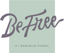 Be Free by Danielle Fishel Logo