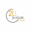 24 Hour Crafts Logo