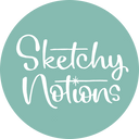 Sketchy Notions Logo