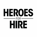Heroes For Hire Co Logo