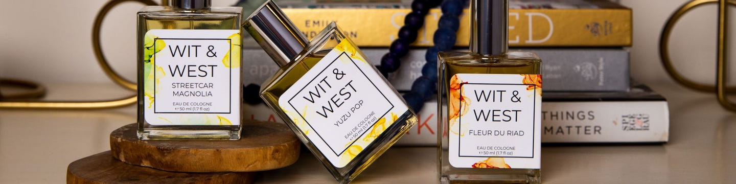 Wit & West Perfumes