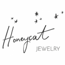 HONEYCAT Jewelry Logo