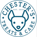 Chester's Treats and Care - Natural Dog Treats, Chips & Apothecary! Logo