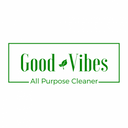 Good Vibes All Purpose Cleaner Logo