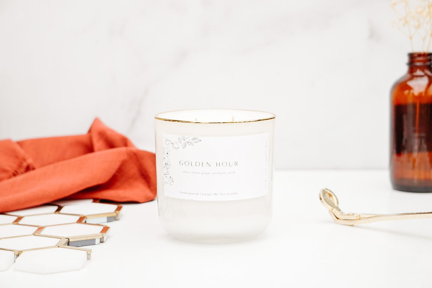 Forget Me Not Candle Co.