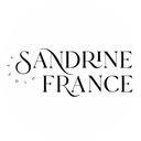 Sandrine France Studio Logo