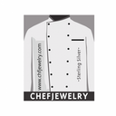ChefJewelry - Unique Gifts for Food and Wine Lovers Logo