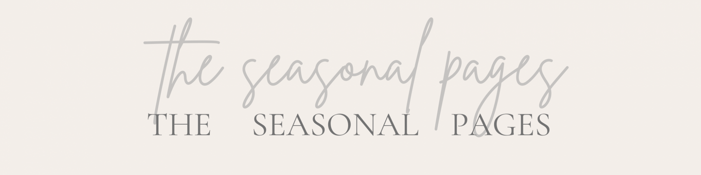 The Seasonal Pages