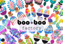 Boo and Boo Factory Logo