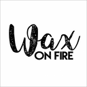 Wax On Fire Logo