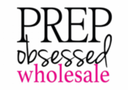 Prep Obsessed Wholesale Logo