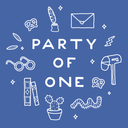 Wholesale Party of One Logo