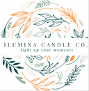 Ilumina Candle Co. Logo