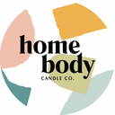 Homebody Candle Co. Logo