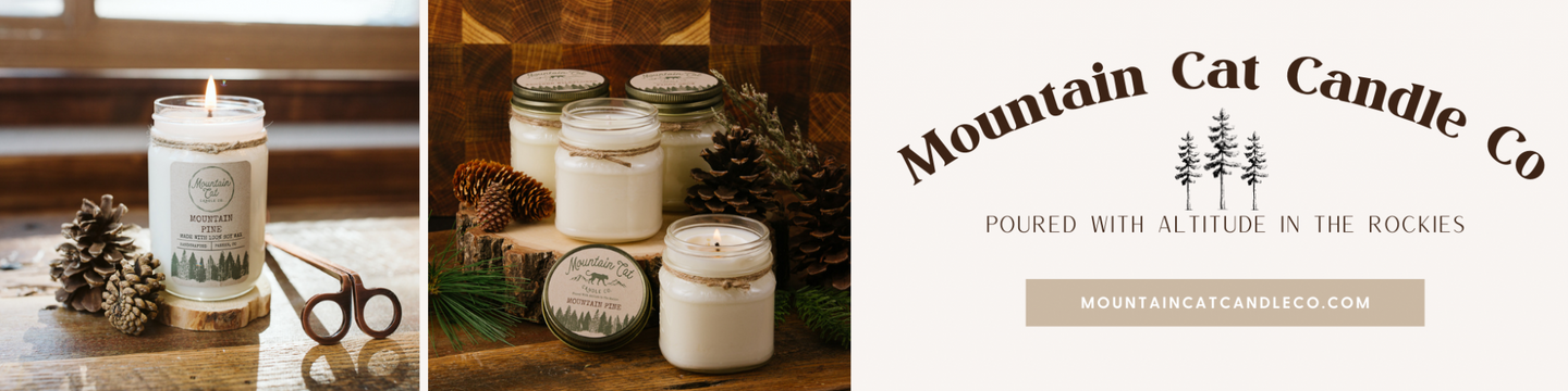 Mountain Cat Candle Co.