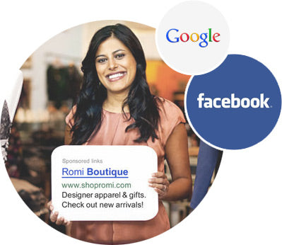 Free Google Adwords and Facebook Advertising credits