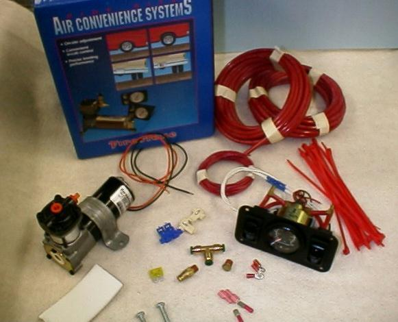 Air Control Accessory Kit