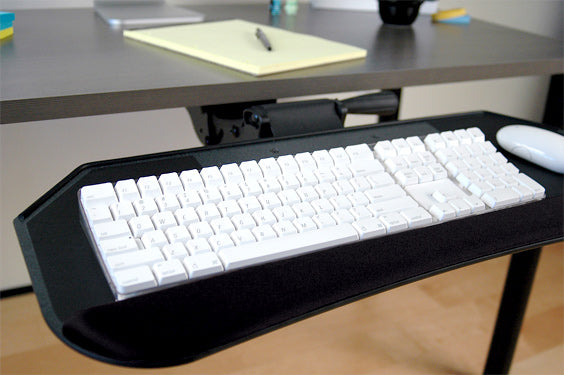 The King Keyboard Tray - highly adjustable