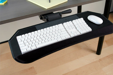 The King Keyboard Tray - Effortless Adjustment