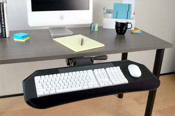 The King Keyboard Tray - Ergonomic Keyboard Drawer
