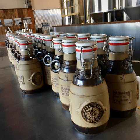 """Mare Island Brewing Co. """"Squealers"""""""