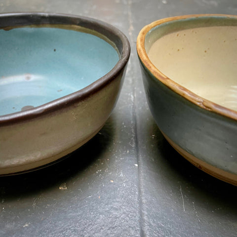 Set of Two Bowls