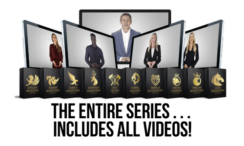 The Entire Marketing Signature Series