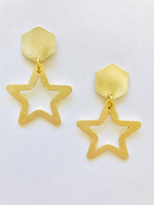 All Star Earrings | Small