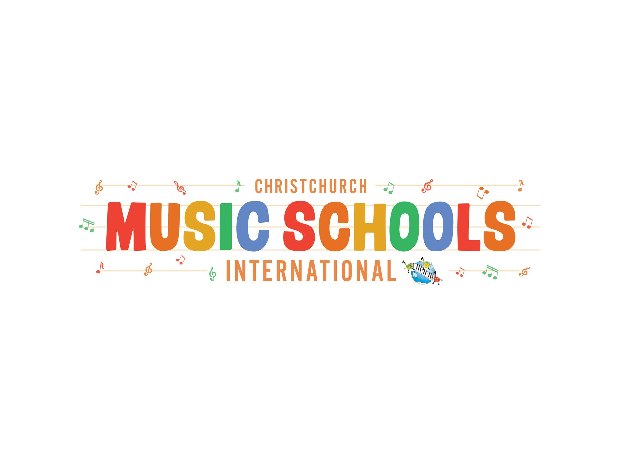 Music Schools International, Christchurch logo