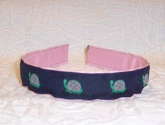 Turtles headband