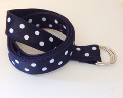 Polka Dot Belt