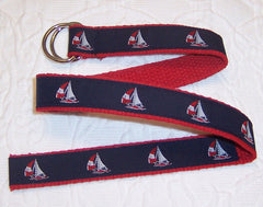 Sailboats Belt