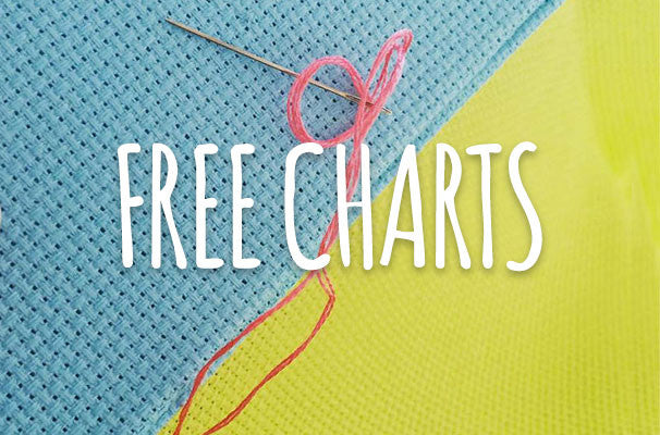 Free cross stitch charts