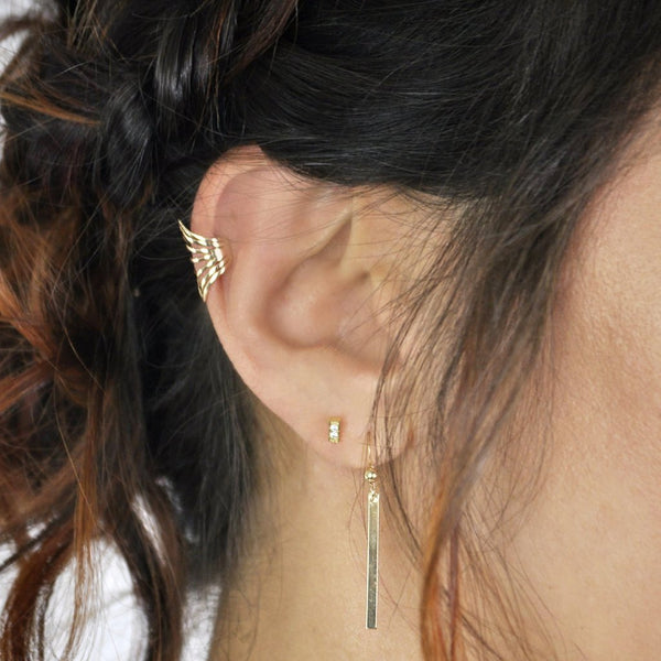 Webbed Ear Cuff