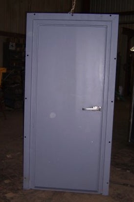 Tornado Tamer Safe Door - Please call to place an order
