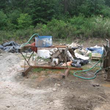 Used 2000 GHP, Mixer, Case Skid Steer, Air Compressor and more