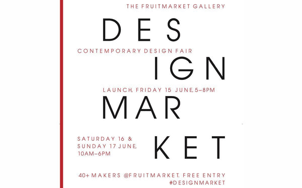 DesignMarket at the Fruitmarket Gallery
