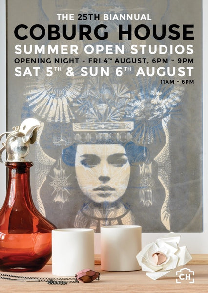 The 25th Coburg House Open Studios!