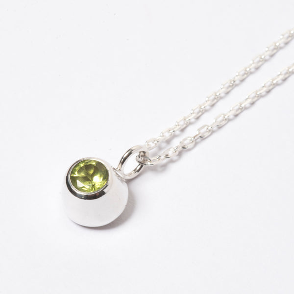 Peridot Honey Pot Pendant