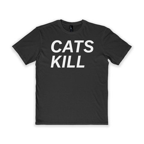 CATS KILL – TShirt (Front)