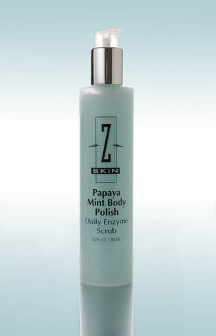 Papaya Mint Face & Body Polish