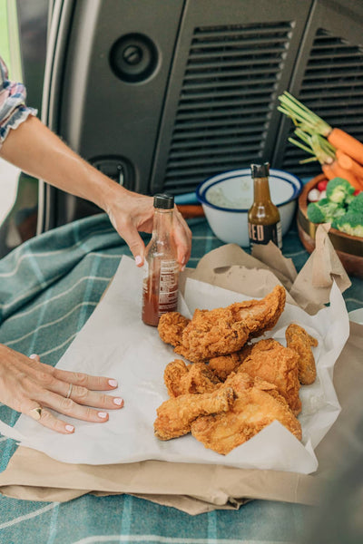 Tailgating Tips & Trade Secrets by Carrie Morey of Callie's Hot Little Biscuit