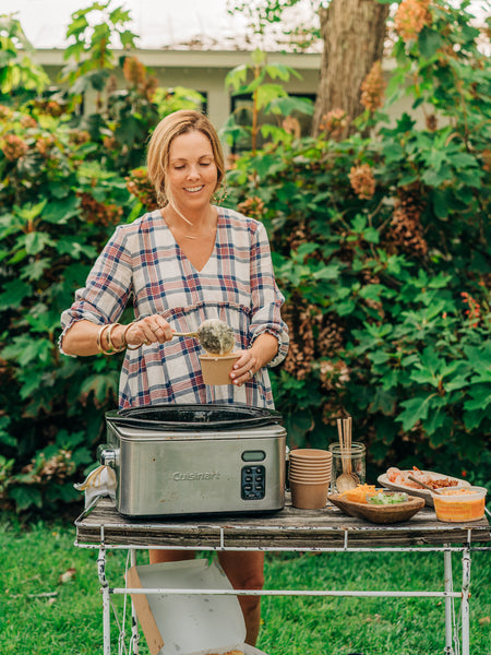 Carrie Morey's Tailgating Tips